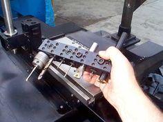 Turret Lathe or Gang Tooling for CNC? Mini Cnc Lathe, Metal Lathe Tools, Cnc Lathe Machine, Machine Tools, Turret Lathe, Cnc Router, Metal Working, Workshop, Machine Design