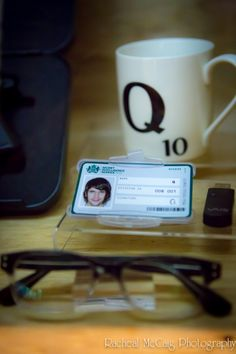 High Res Q's Mug and ID from Skyfall (MUST GET THAT MUG!)