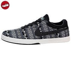 Nike , Herren Sneaker Schwarz schwarz, Schwarz - Nero (nero) - Größe: 42 - Nike schuhe (*Partner-Link)