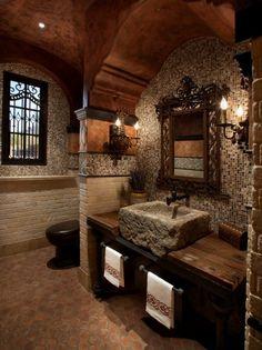 15 Best Medieval Bathroom Images On Pinterest