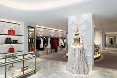 Alexander McQueen Store ¦ Bond Street