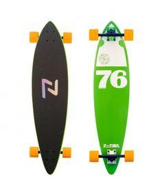 Z-flex Longboard Green, 449zł