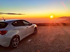Alfa Romeo Giulietta - Good ending day :)