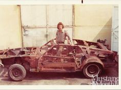 Mustang Mach 1, Mustang Fastback, Ford Mustang, Gone In 60 Seconds, Hollywood Pictures, Garbage Truck, Chevy Chevrolet, Old Classic Cars, Diesel Engine