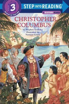 Illus. in full color. Youngsters can celebrate the 500th anniversary of Columbus's fateful voyage with this dramatic, easy-to-read account of a pivotal moment in American history.