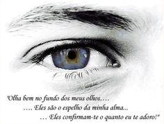 """Um+Simples+Olhar...+:+ <BR>""""Existem+olhares+tristes+e+olhares+que+transmitem+muita+alegria, <BR>Olhares+de+amizade+e+amor,+e+olhares+cínicos. <BR>Existem+olhares+que+mostram+o+mundo+e+olhares+que+nada+mostram, <BR>Olhares+cúmplices+e+olhares+que+nada+vêm. <BR>Existem+olhares+penetrantes+e+olhares+vagos, <BR>Olhares+sinceros+e+olhares+falsos. <BR>Existem+olhares+de+compaixão+e+olhares+de+vingança, <BR>Olhares+de..."""