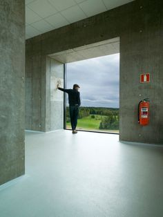 Solberg Tower and Rest Area by Saunders Architecture, Sarpsborg, Norway