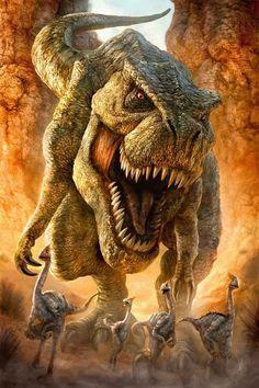 T REX- done. by chrisscalf T REX- done. by chrisscalf Dinosaur Crafts, Dinosaur Art, Dinosaur Fossils, Cute Dinosaur, Jurassic World Poster, Jurassic World Dinosaurs, Jurassic Park World, Jurassic Ark, Watercolor Clipart