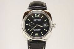 eec4eafe6f011 From the description Panerai Radiomir Black Seal Automatic Dive Watch PAM  287 Brand  Panerai Model Number  PAM 287 Model  Radiomir Black Seal  Automatic ...