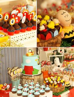Snoopy Birthday Snoopy Party Snoopy Party by Layouteria on Etsy