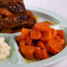 Glazed Carrots Cumin Honey Mario Batali