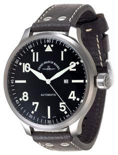 Zeno-Watch Basel Pilot Super Oversized SOS Automatic Navigator 9554SOSN-a1 von zakwatch.ch, Luzern, Schweiz. Jetzt bestellen!