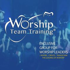 """Worship Leaders: worship does not depend on us nor is it determined by us. We can rest on God because worship belongs to Him. """"Jesus answered It is written: Worship the Lord your God and serve him only. """" Luke 4:8  Take this concept in the means of leading worship. If worship belongs to God the Holy Spirit is the one who leads us into His rest. As we are drawn to worship Him we help draw others into that same flow of what the Spirit of God is already doing.  Want more? Join the Worship Team…"""