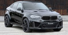 G Power BMW Gets 750 hp Powerkit And Body Kit: The aftermarket specialists from G-Power revealed today a new tuning program for the BMW which include Bmw X6, 3 Bmw, Super Sport, Super Cars, Bmw X Series, Carros Bmw, Bmw Performance, Bmw Autos, Automobile