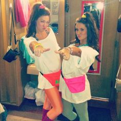 Frat points and date parties. Frat points and date parties. Frat points and date parties. Frat points and date parties. Frat points and Throwback Thursday Outfits, Throwback Day, 90s Theme Party Outfit, Themed Outfits, 80s Party, Neon Party, 80s Costume, Diy Halloween Costumes, Costume Ideas