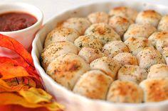 Stuffed Veggie Pizza Rolls