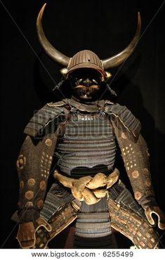 samurai warrior armour