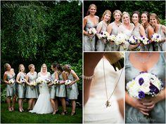 Bridesmaids dresses & things