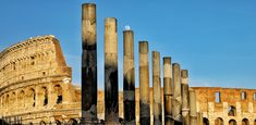 Colosseum – Eat, Click, Travel and Repeat! Archaeological Site, Repeat, New York Skyline, Explore, Building, Travel, Viajes, Buildings, Destinations