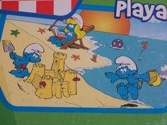 Smurfs - playa
