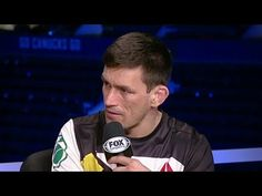 Demian Maia is grateful for his place in UFC history