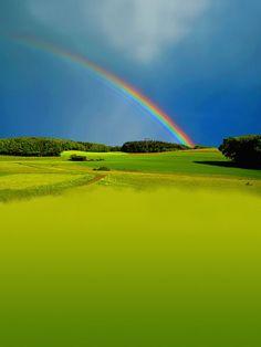 'Regenbogen' von Dirk h. Wendt bei artflakes.com als Poster oder Kunstdruck $6.75