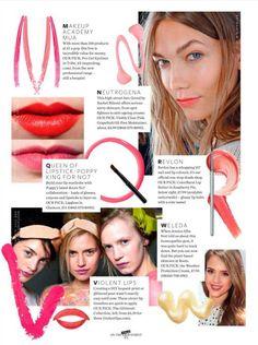 magazine design – Page 16 – type eh? Makeup Magazine, Hair Magazine, Beauty Magazine, Magazine Page Layouts, Magazine Layout Design, Vogue Magazine Covers, Magazine Spreads, Editorial Layout, Editorial Design