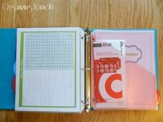 31 Days of Home Management Binder Printables: Putting it All Together   Organizing Homelife by lara