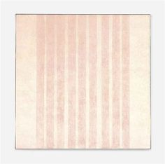 Untitled #13 - Agnes Martin