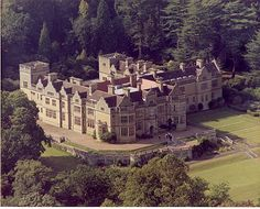 Stokesay Court - Filming location of atonement
