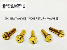 New NRV to fit nearly all pressure stoves. PRIMUS no 96 & 97, no 210, 230, 235 ,125 , no 1 , no 5, BURMOS , VERITAS , OPTIMUS , THERMIDOR , RM...