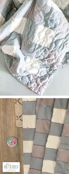 learn how to make a basic quilt pattern, beginners quilt pattern, gingham quilt pattern, modern quilt pattern, quilters candy