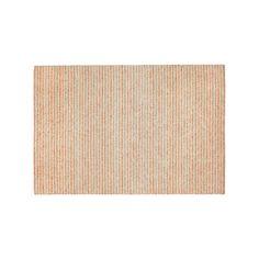 Trans Ocean Imports Liora Manne Front Porch Wooster Striped Indoor Outdoor Rug, Brt Orange