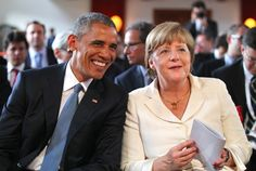 The former president is headed to Germany. First talk since leaving office