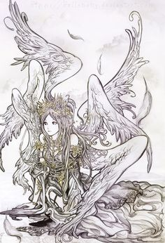 Seraph by `Hellobaby on deviantART