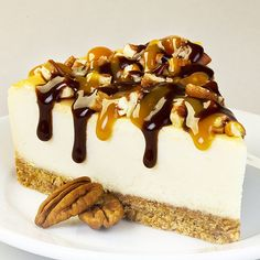 Cheesecake in New York style - All Fresh Recipes