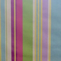 Hendaye Stripe extra wide oilcloth