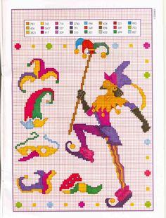 Image result for hunchback of notre dame cross stitch pattern