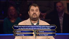Tuesday, Andy Spatz hopes a cheap lunch will pay him big money as a special all-new week of #MillionaireTV continues. When a contestant reaches the $100,000 question this week, Shriners Hospitals for Children will receive $10,000 from host Terry Crews. The correct #FinalAnswer is a win-win for players and for a great cause on Tuesday's show. Go to www.millionairetv.com for local time and channel to watch!