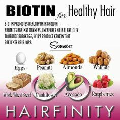 Promotes healthy hair growth