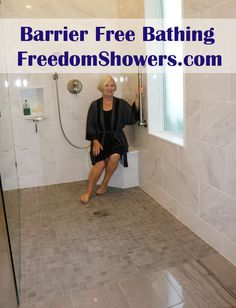 41 best ada showers images on pinterest showers freedom and grab bars