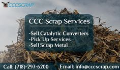 CCC Scrap pay top prices for scrap metal in Brooklyn so collect your metal waste piled up in your yard and sell it to earn top dollars in return. It even pays free pick up service at your doorstep. Scrap Recycling, Recycling Services, Industrial Waste, Metal Prices, Waste Paper, Circuit Board, Long Island, How To Remove, Instant Cash