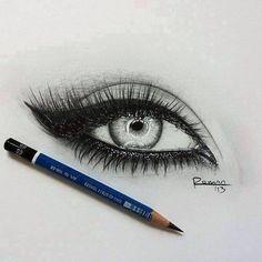 Amazing Eye sketch