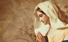 Maria Immacolata, ha avuto una mente pura, libera da ogni pregiudizio, da ogni malizia e da ogni cattiveria. La sua mente era continuamente proiettata verso