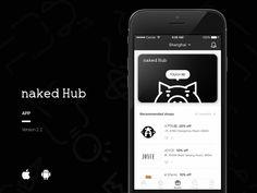 App naked Hub V2.2 by Jin