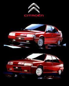 Citroen BX GTi - 1986-94