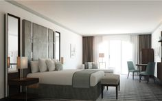 On the site of the former Ritz Carlton, the just-opened InterContinental Double Bay has been transformed into an elegant, world-class hotel by Bates Smart Archi