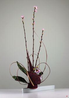Ikebana desing