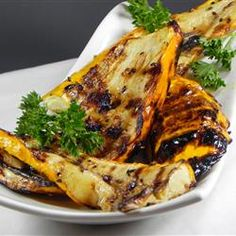 Grilled Yellow Squash-to try