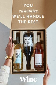 You want to enjoy great wine. You don�t want shop for great wine. We�ve got you covered. Complete our palate quiz, let us recommend fantastic wine for you, get an exclusive discount, and we�ll take care of the rest. Not bad, huh?
